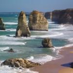 Twelve Apostles along the Great Ocean Road