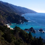 Pacific Coast Highway view