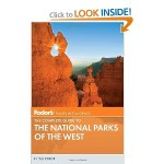 Fodor's National Parks Travel Guide