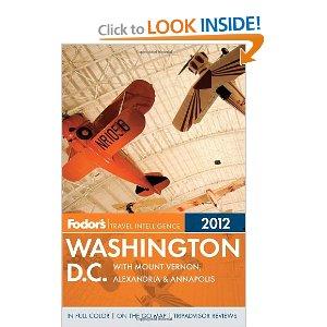 Fodor's Washington DC Travel Guide
