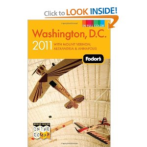 Fodor's Washington DC Travel Guide