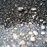 Rocky beach in Oregon
