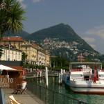 lakefront Lugano