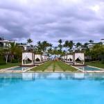 Sublime Samana resort cabanas and pool