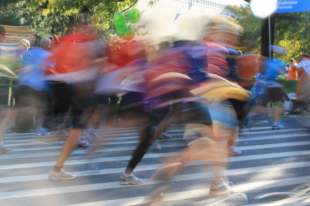 Photos: NYC Marathon