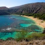 Hanauma Bay snorkel spot Oahu