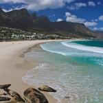 Camp's Bay beach South Africa