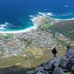 Table Mountain rapeller