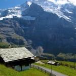 Jungfrau region cottage