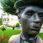 Vevey Charlie Chaplin statue