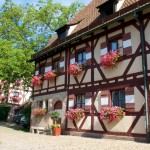nuremberg traditional house germany