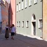 Regensburg traditional fashion