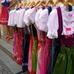 regensburg germany fashion dirndls and lederhosen
