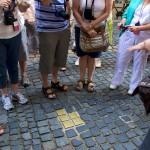 regensburg germany holocaust memorial stones