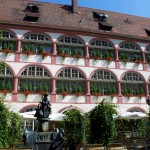 Regensburg Italianate architecture germany