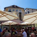 Historische Wurstkuche sausage restaurant regensburg