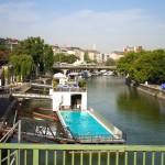 Donaukanal pool vienna