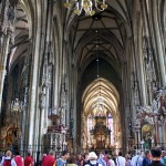 vienna cathedral interior