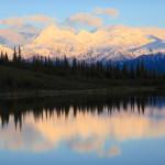 Wonder Lake, Denali