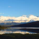 Wonder Lake and Mt McKinley