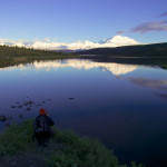 Mt McKinley and Wonder Lake