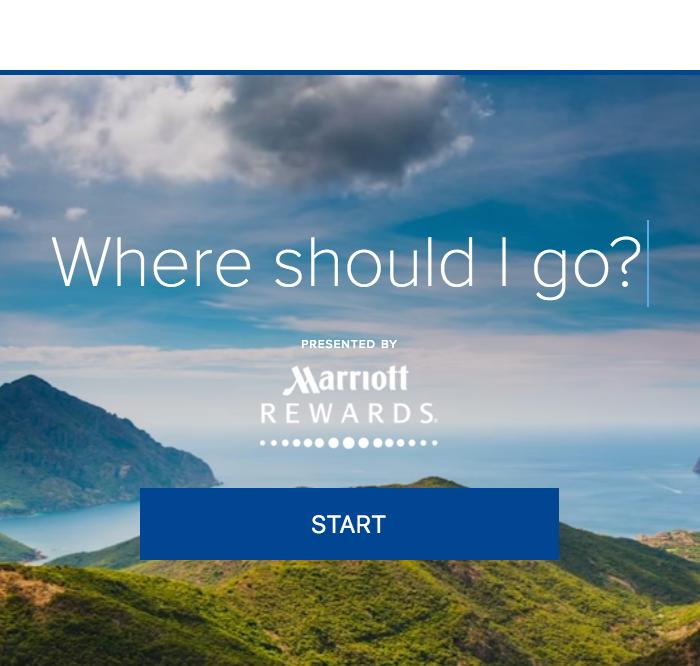 Marriott Rewards Travel Quiz