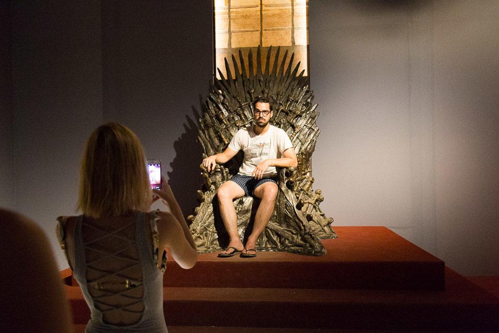 Iron Throne dubrovnik