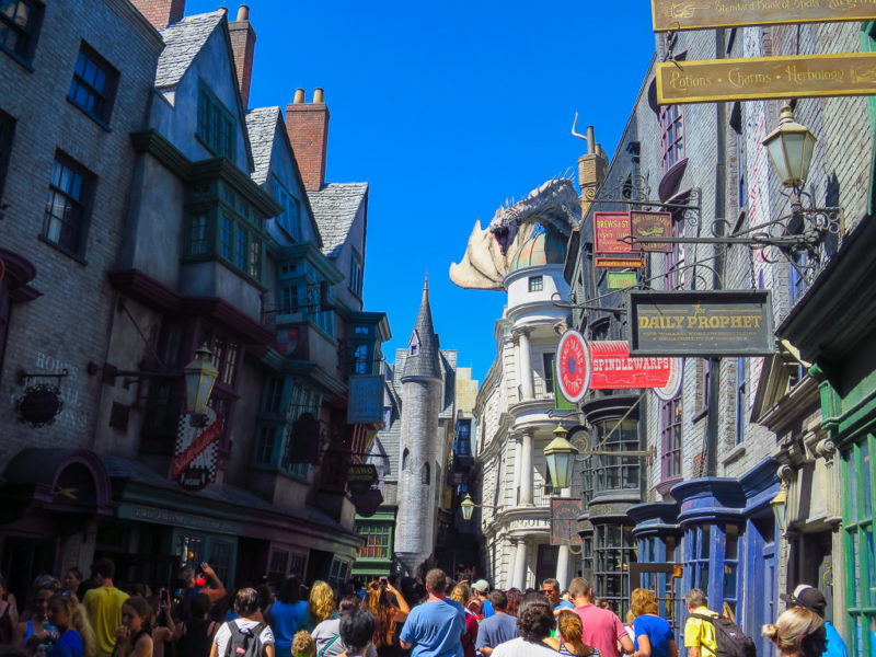 The Ultimate One-Day Guide to the Wizarding World of Harry Potter